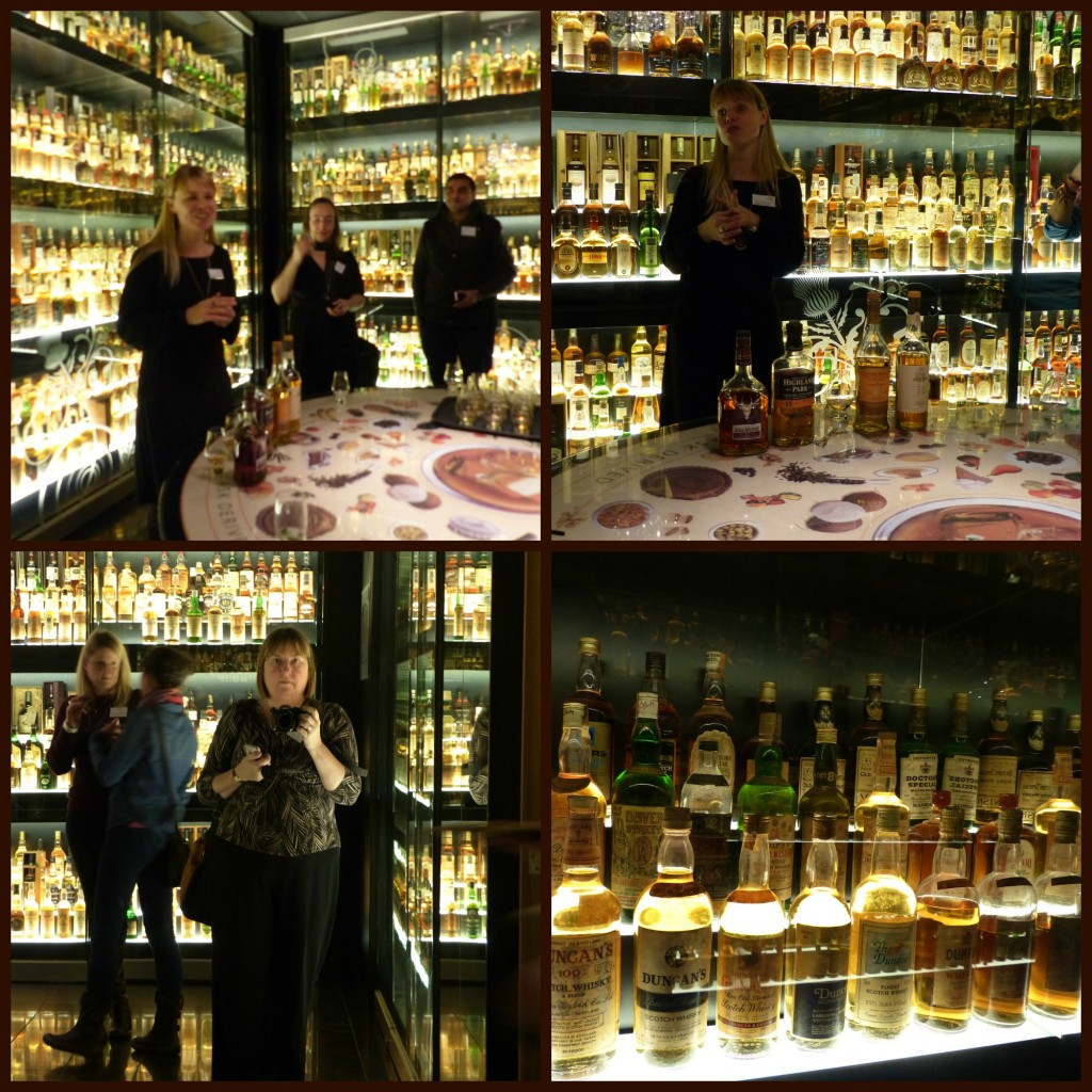 Julie Trevisan Hunter of Scotch Whisky Experience